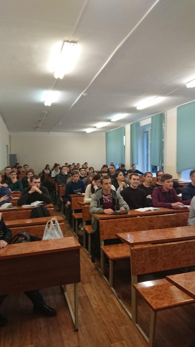 вручение грамот студентам ЛХФ БГТУ